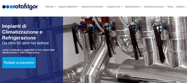 Homepage Rotafrigor